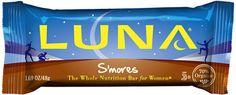 Luna Bar S'mores 1.69 oz (48 g) 15 Pack