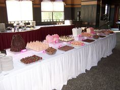 Purse Themed  Mothers Day Sweets Table