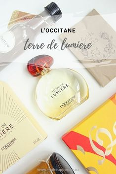 The latest fragrance release from L'Occitane, has all the makings of becoming a firm favourite. L'Occitane Terre De Lumiere is inspired by the Golden Hour, and is somewhat intoxicating.