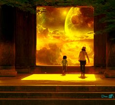 Alien Worlds, Collage Artists, Surreal Art, Digital Collage, Art Day, Concert, Nature, Artwork, Painting