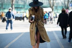 On the Streets of Milan Fashion Week Fall 2014  - MFW Day 6