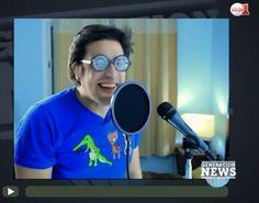 Khalid Sheriff , goulou buzz , les jeunes talents sur Internet   خالد الشريف , المواهب الشابة في الأنترنت