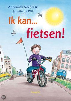 Prentenboek - Ik kan fietsen