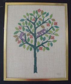 Thomsons Univers - retro season trees