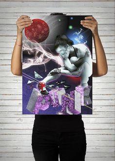 Poster Punk / Artista Alex Guenther