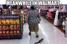 Meanwhile in Walmart #lol #laughtard #lmao #funnypics #funnypictures #humor #Walmart #funnykids