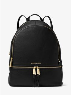513b6b177723 Rhea Large Leather Backpack preview0 Leather Backpacks