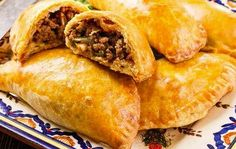 Great tasting authentic Mexican beef empanadas!