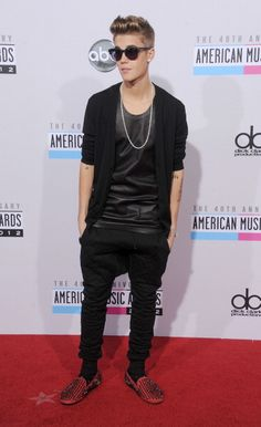 justin, your outfit is so fresh, can i borrow it?