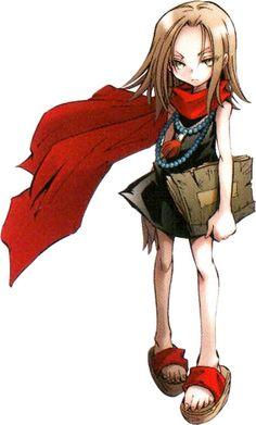 Shaman King | Anna Kyouyama | Anime | Fanart | SailorMeowMeow