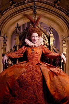 Elizabeth: The Golden Age (2007) Cate Blanchett
