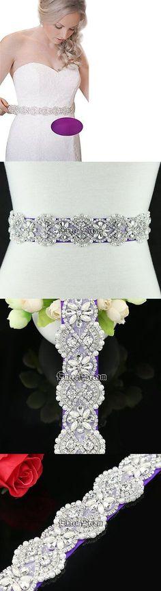 Other Bridal Accessories 106128: Queendream Vintage Handmade Pearl Bridal Beaded Sash,Wedding Belt Sash,Beaded -> BUY IT NOW ONLY: $36.54 on eBay!