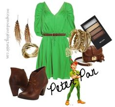 Disney inspired outfits - Best Peter I've seen all day!!