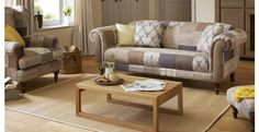 Country Patch Maxi Sofa Country Patch   DFS