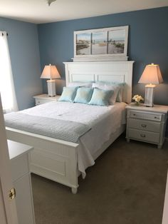 Rehoboth Beach Master Bedroom, Johnny Jonasicks