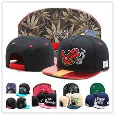 2017 fast shipping by DHL New Arrive Cayler Sons cap hip-hop baseball Hats Men Women Fashion Adjustable Baseball Hats