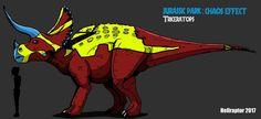 Jurassic Park Chaos Effect by Hellraptor on DeviantArt All Dinosaurs, Jurassic World Dinosaurs, Jurassic Park World, Tous Les Pokemon, Jurassic Park Poster, Dinosaur Pictures, Fantasy Drawings, Dinosaur Art, Prehistoric Creatures