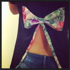 Big BacK Bow Shirt 3
