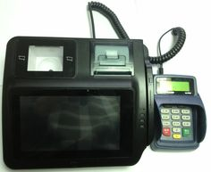 Smart Mobile Android POS terminal with LAN, Wi-Fi & GPRS