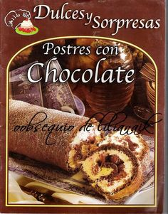 This is THE ENTIRE COOKBOOK! I do not understand one word, but after seeing the pictures, i don't care!this is gonna take a while! Choco Chocolate, Sausage, Food And Drink, Breakfast, Ethnic Recipes, Desserts, Cakes, Chocolates, Don't Care