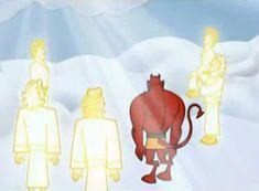 ME ABURRE LA RELIGIÓN: JOB Scriptures For Kids, Disney Characters, Fictional Characters, Disney Princess, Color, Savior, Art, Videos, Paper