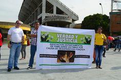 Gran marcha por la Paz, Justicia Social, ASCAMCAT, Acompañamiento Internacional, IAP, 9 de abril