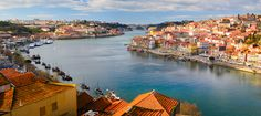 "Discover Portugal's ""River of Gold"" on a deluxe Duoro River cruise #duororiver"