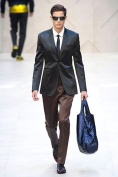 Burberry Prorsum Spring 2013 Menswear Collection