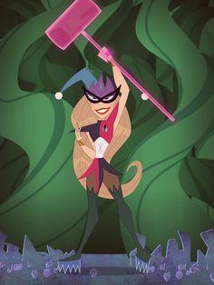 Batwoman, Nightwing, Batgirl, Supergirl, The Warlocks, Dc Super Hero Girls, Samurai Warrior, Red Hood, Force Of Evil