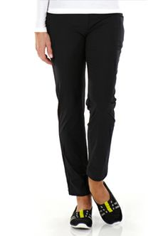Anatomie: Susan (Low rise woven skinny pant with zippers)