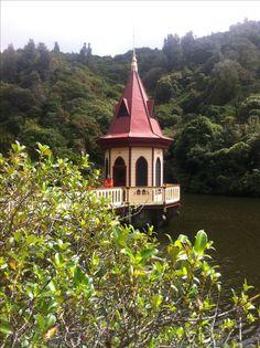 Zealandia Ecosanctuary, Karori, Wellington New Zealand, Cabin, House Styles, Places, Wedding, Image, Beautiful, Home Decor, Valentines Day Weddings