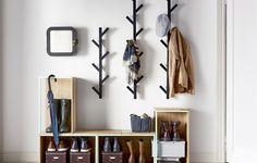 15 attaccapanni di design perfetti per ogni stanza