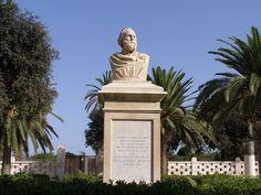 Giuseppi Garibaldi. # Marsala, Sicília. Itália.
