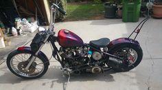 1968 Harley-Davidson Shovelhead Chopper for sale via Rocker.co