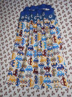 Serviette élastiquée / cantine scolaire - Ecole ou maison - Tissu petites voitures : Sacs enfants par je-couds-tricote-par-plaisir