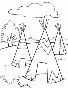 Thanksgiving tp coloring page