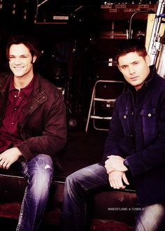 There perfect! Why can't there be guys like Sam and Dean Winchester