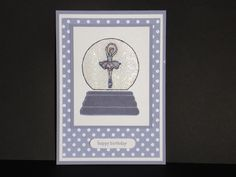 Eve Marie Makes: Stampin' Up! Sparkly Seasons Birthday Card