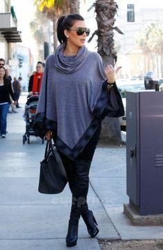 Kim Kardashian. Don't really like her but she does dress nice .