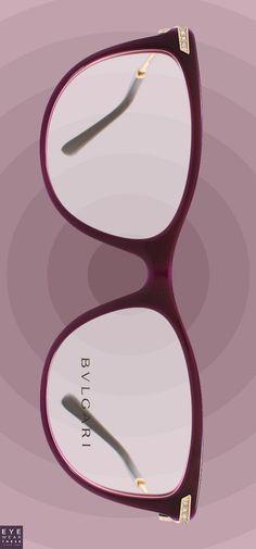 66e2dacd5 Bvlgari 4155b Glasses | EyeWearThese | glasses eyeglasses eyewear  eyewearfashion bvlgari bulgari bvlgariglasses Bolsas De Designer