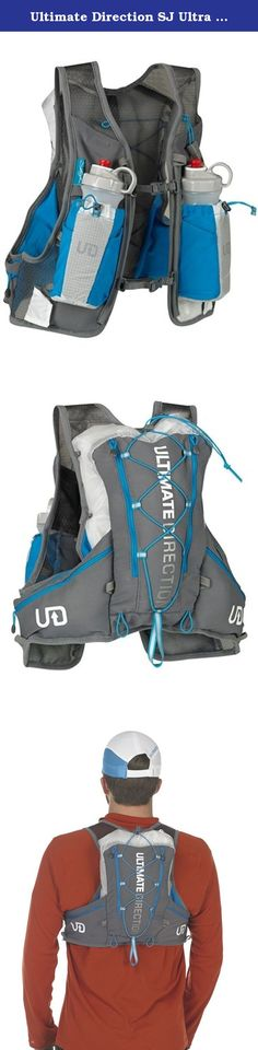 Ultimate Direction SJ Ultra Vest. The SJ Ultra Vest is the result of collaboration with