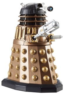 "159). Imperial Guard Dalek (with sensor arm) (3.75"" figure) (from the Parting of the Ways)"