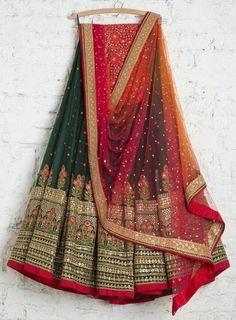 Bollywood Indian Party Wear Lehenga Lengha Choli Stylish Pakistani Wedding Sari2