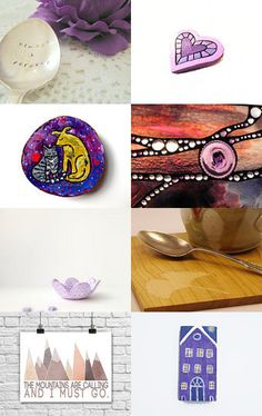 Warm Heart Warm Home by Kelly Walston on Etsy--Pinned with TreasuryPin.com
