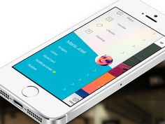 Menu Shopping Mall App #UI