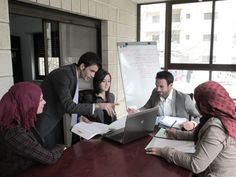 International Legal Foundation: The View From The West Bank