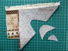 Выкройка и процесс изготовления туфелек для куклы Тильда по выкройке «осенний ангел». Нам понадобится: Отрез плотной ткани (лен, джинс) 20 х 10 см для верха туфли; Отрез ткани 20 х 10 для подкладки туфли; Кусочек ткани для обклеивания стельки туфлей; Кусочек ременной кожи (или толстого шляпного фетра) для подошвы; Клеевая паутинка, флизелин; Толстый картон (у меня 1,5 мм) для…