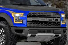 Favorite Ford Special Vehicle Team off-road F-150 Raptors