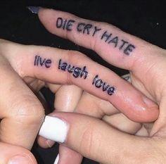 Die cry hate