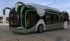 """Credo E-Bone"" Eco Concept for Public Transport"